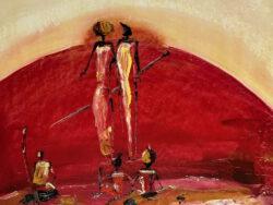 Afrikanische Kunst I